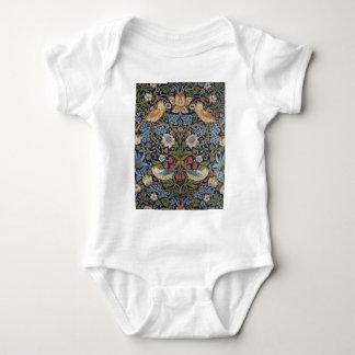 Body Para Bebé Diseño 1883 del ladrón de la fresa de William