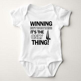 Body Para Bebé diseño de la vela