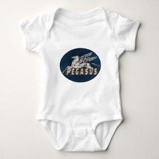 Body Para Bebé Diseño de Pegaso del vintage