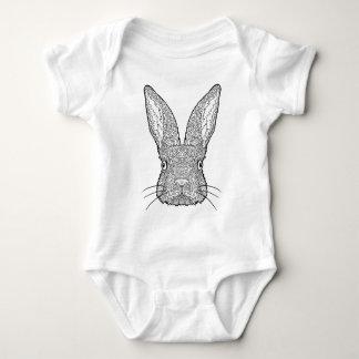 Body Para Bebé Diseño lindo del conejo de conejito
