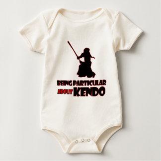 Body Para Bebé diseños     del kendo