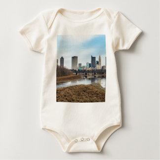 Body Para Bebé Distrito financiero central Columbus, Ohio