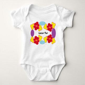 Body Para Bebé Diversión de Pascua del bebé