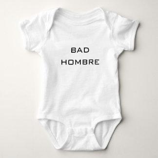 Body Para Bebé divertido lindo del mún del hombre- humor político