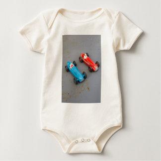 Body Para Bebé Dos coches del juguete del vintage