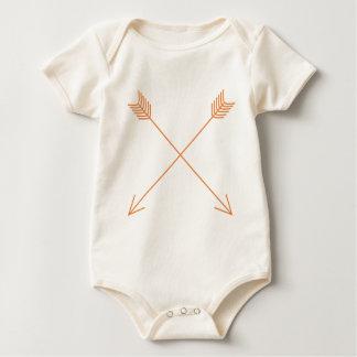 Body Para Bebé Dos flechas