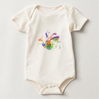 Body Para Bebé Dragón 1