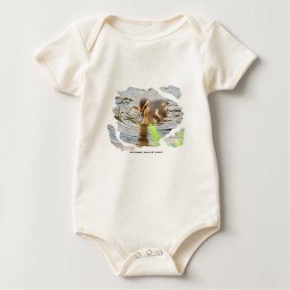 Body Para Bebé DUCKLING Jean Louis Glineur ENTENKÜKEN foto
