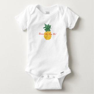 Body Para Bebé Dulce como puede ser el mono de la piña
