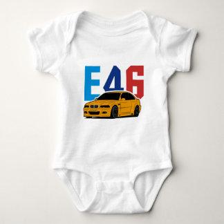 Body Para Bebé E46 bávaro