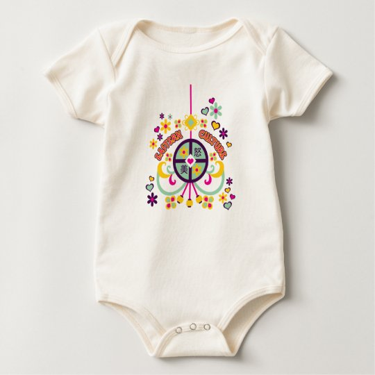 Body Para Bebé eastern culture