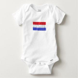 Body Para Bebé El 4 de julio