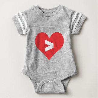 Body Para Bebé El amor es mayor