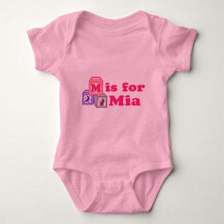 Body Para Bebé El bebé bloquea a Mia