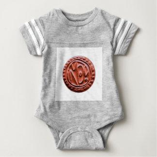 Body Para Bebé ¡El bebé gruñón dice NO!