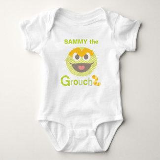 Body Para Bebé El bebé Óscar el   malhumorado añade su nombre