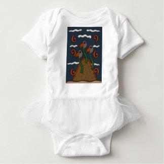 Body Para Bebé El Birdworms