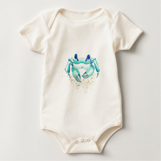 Body Para Bebé El cangrejo de Neptuno