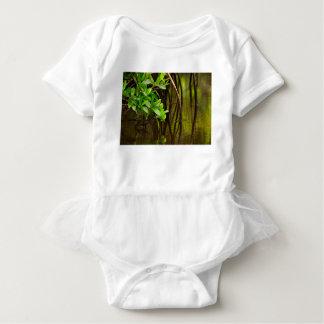 Body Para Bebé El Canoeing a través de mangles reservados