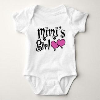 Body Para Bebé El chica de Mimi