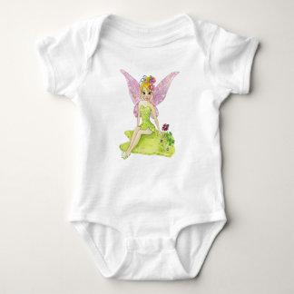 Body Para Bebé El chispear Bianca de hadas - mono del bebé