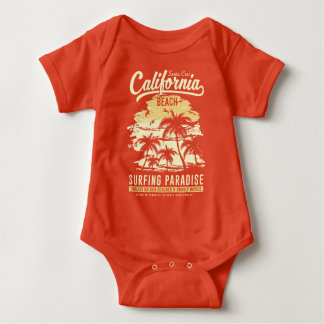 Body Para Bebé El condado de Santa Cruz