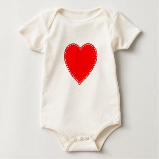 Body Para Bebé el corazón de los drea