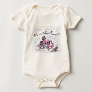 Body Para Bebé El doctor
