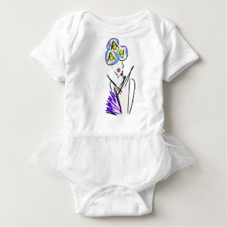 Body Para Bebé El ejemplo de la moda del visitante