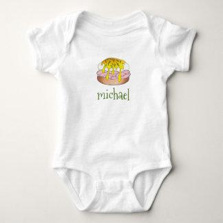 Body Para Bebé El estilo del comensal Eggs a Benedicto con el
