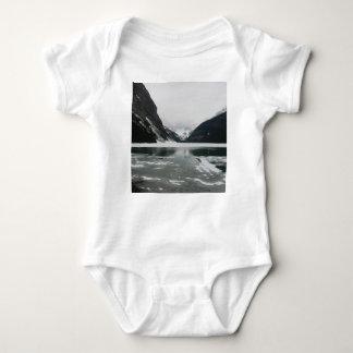 Body Para Bebé El extremo del invierno, Lake Louise