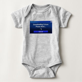 Body Para Bebé El futuro está transfiriendo
