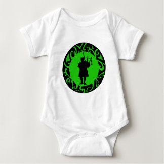 Body Para Bebé El gaitero de varios colores