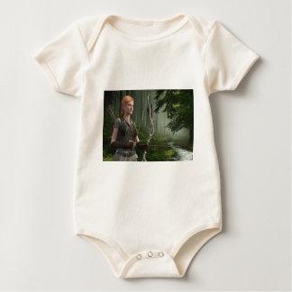 Body Para Bebé El Huntress