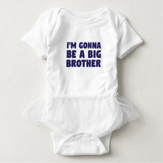 Body Para Bebé El ir a ser un hermano mayor