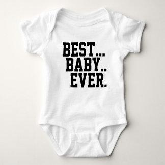 Body Para Bebé El mejor… bebé. Nunca. Casa de la original de la