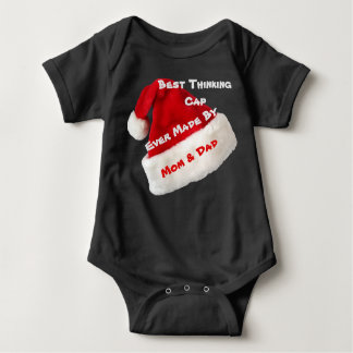 Body Para Bebé El mejor casquillo de pensamiento hecho nunca,