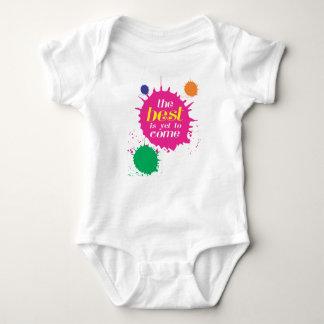 Body Para Bebé EL MEJOR es todavía venir