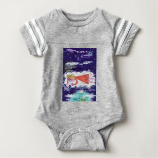 Body Para Bebé El niño de sueño