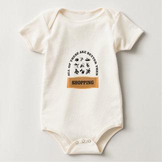 Body Para Bebé el no hacer compras es malo