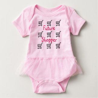 Body Para Bebé El onsie futuro del bebé del comprador