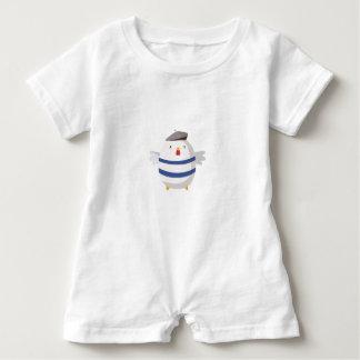 Body Para Bebé El pájaro del pintor