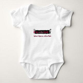 Body Para Bebé El palillo figura las derechas para mujer de