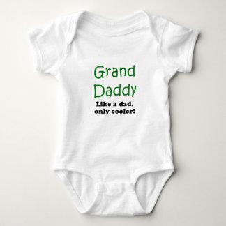 Body Para Bebé El papá magnífico tiene gusto de un papá solamente