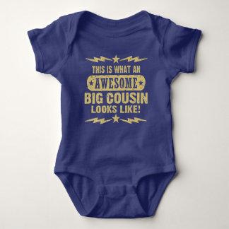 Body Para Bebé El primo grande más impresionante del mundo