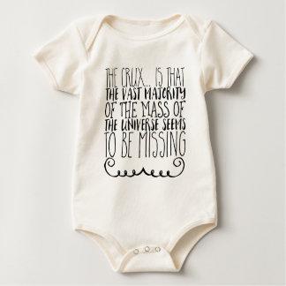 Body Para Bebé El quid… es que la gran mayoría de la masa