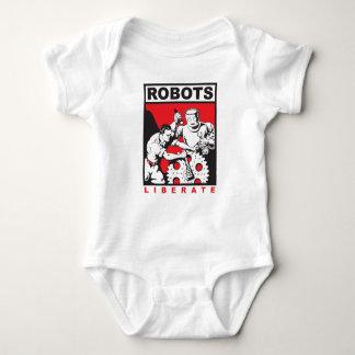 Body Para Bebé El robot le fija libre