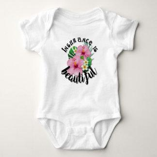 Body Para Bebé El seguro es hermoso