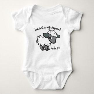 Body Para Bebé El señor es mi pastor
