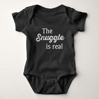 Body Para Bebé El Snuggle es divertido real